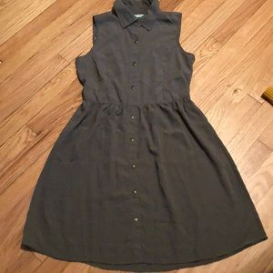 Green Maurice's size Small Dress